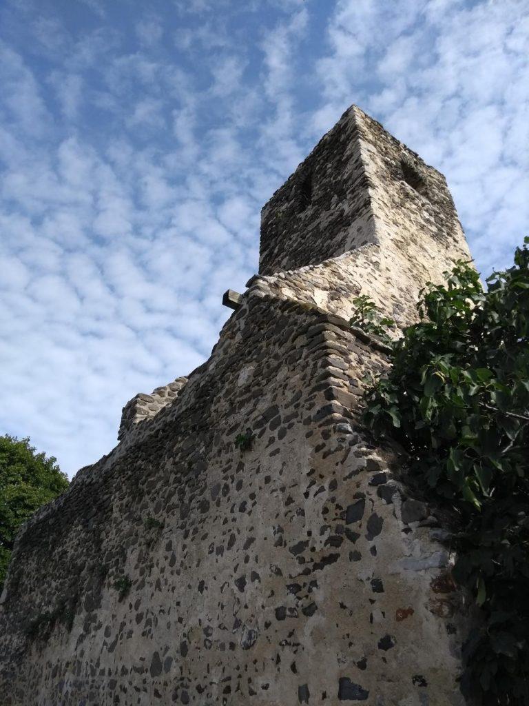Kirchenruine Szent Balázs templomrom