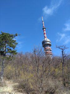 Fernsehturm von Pécs