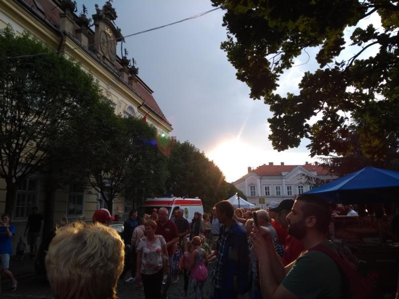 Utcazene Festival in Veszprém